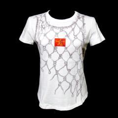 Vivienne Westwood 「M」ITALY Wire ORB tag T-shirt (ヴィヴィアンウエストウッドイタリア製ワイヤーオーブ タグ Tシャツ) 061924