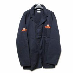 80s vintage ヴィンテージ 英国 ロイヤルメール ジャケット・コート(ポストマンミリタリー ARMY アーミー) 062081