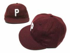 【新品】COOPERSTOWN BALL CAP CO. 1928 ピッツバーグ・クロフォーズ ボール キャップ (クーパーズタウン) 062120