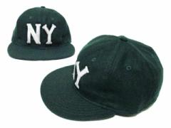 【新品】COOPERSTOWN BALL CAP CO. 1936 ボール キャップ ニューヨークブラックヤンキース (クーパーズタウン) 062121