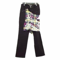 SEX POT ReVeNGe セックスポット リベンジ「L」アナーキースカートパンツ (ゴスロリ パンク) 062393
