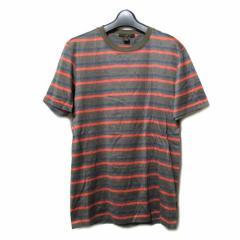 LOUIS VUITTON ルイヴィトン「S」ボーダー ショートスリーブ Tシャツ (半袖カットソー) 062537