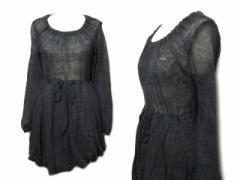 Vivienne Westwood 「2」Witch drape dress (ヴィヴィアンウエストウッド ウィッチーズ ドレープ ワンピース) ビビア 062702