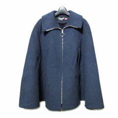 vintage gloverall ヴィンテージ グローバーオール「2」英国製 ヘビーウール マント ポンチョ ジャケット 062721