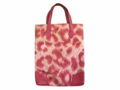 廃盤 Vivienne Westwood Classic leopard tote bag (ヴィヴィアン ウエストウッド クラシック レオパード トート バッグ) ビ 062862