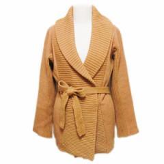 ROPE「M」ショールカラーニットジャケット、カーディガン (Shawl collar knit jacket, cardigan) ロペ 062912