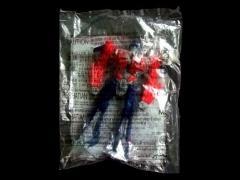 【新品】廃盤 マクドナルド トランスフォーマー ダークサイドムーン オプティマスプライム フィギュア (デッドストック 人形) 063093