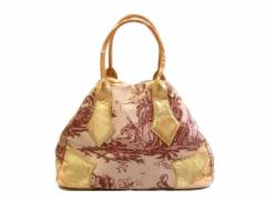 難有 [SALE] 90s vintage Vivienne Westwood ヴィヴィアンウエストウッド braccialini ITALY ヤスミン トートバッグ (鞄カバン) 065608