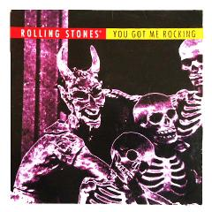 ROLLING STONES YOU GOT ME ROCKING (アナログ盤レコード SP LP) 066190