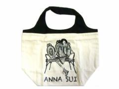 【新品】廃盤 ANNA SUI アナスイ キャンバス トートバッグ (鞄カバン) 067421