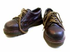 vintage Dr.Martens ヴィンテージ ドクターマーチン England「UK6」生産終了 英国製 トレッキング レザー ブーツ (靴シューズ) 067779