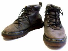 vintage Dr.Martens ヴィンテージ ドクターマーチン England「UK4」生産終了 英国製 トレッキング レザー ブーツ (靴シューズ) 067780