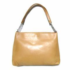 廃盤 DOUX Ys ACCSYohji Yamamoto Leather chain bag イザック ヨウジヤマモト レザー チェーン バッグ 067833【中古】