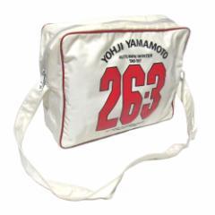 Yohji Yamamoto ヨウジヤマモト 96-97AW コレクション限定 26-3 エアライン ショルダーバッグ (山本耀司 Ys ワイズ 鞄カバン) 068297