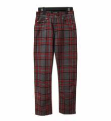 ENERGIE「30」Tartan check wool pants エナジー タータンチェック ウール パンツ (JEANS ジーンズ SIXTY メンズライン) 068676