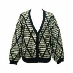 25 LAUTREAMONT Classic knit cardigan ロートレアモン クラシック ニット カーディガン (ロートレアモント) 069547