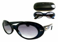 GUCCI ITALY グッチ イタリア製 アールフレーム サングラス (眼鏡) 069697【中古】