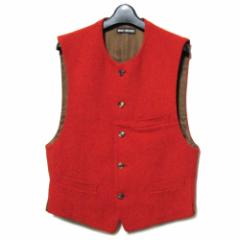 80s vintage ISSEY MIYAKE Design best jacket 80年代 ヴィンテージ イッセイミヤケ デザイン ベスト・ジャケット (三宅一生 MEN メン