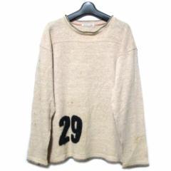 80s vintage Arrston Volaju KOSHIN SATOH Sample KSC 29 Knit sweater 80年代ヴィンテージ アーストンボラージュ コウシンサトウ サン