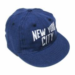 【新品】COOPERSTOWN BALL CAP Co. クーパーズタウン ボールキャップ 1930 ニューヨークシティー (リネン帽子 麻) 070513