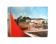 vintage EXPO70 Card ヴィンテージ エキスポ 大阪万博 ガメラ 対 ジェイガー カード (EXPO70 ビンテージ ソ連館 パビリオン)■