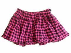 SHAKE SHAKE シェイクシェイク チェック ミニスカート (ヘッドドレス Barbie衣装付) 071619