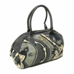 廃盤 Vivienne Westwood ヴィヴィアンウエストウッド アイコンパターン バッグ (カバン鞄 ビビアン MAN マン) 072179【中古】
