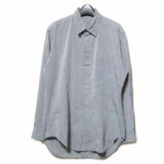 80s vintage ISSEY MIYAKE MEN「M」Designed shirt 80年代 ヴィンテージ イッセイミヤケ メン 比翼シャツ (ビンテージ 三宅一生)