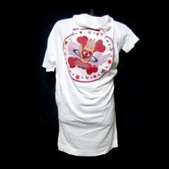 Angromania Vivienne Westwood ヴィヴィアンウエストウッド アングロマニア「M」イタリア製 変形デザイン Tシャツ 072411【中古】