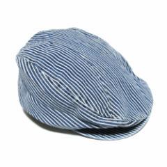 Ys for men ワイズフォーメン ヒッコリーハンチング キャップ 帽子 (山本耀司 Yohji Yamamoto ヨウジヤマモト プールオム) 072531