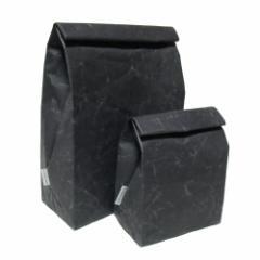 【新品】SIWA / 紙和 SIWA / 紙和 日本製 クラッチバッグ L (ブラック 黒色) 074674