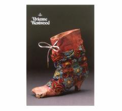新品同様 廃盤 Vivienne Westwood ヴィヴィアンウエストウッド シューズエキシビジョン限定 ポストカード (Savage 84SS) 075411
