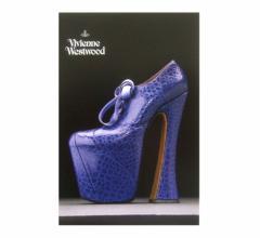 新品同様 廃盤 Vivienne Westwood ヴィヴィアンウエストウッド シューズエキシビジョン限定 ポストカード (Anglomania 93-4AW) 075426