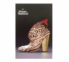 新品同様 廃盤 Vivienne Westwood ヴィヴィアンウエストウッド シューズエキシビジョン限定 ポストカード (VivelaCocotte95AW) 075432