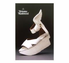 新品同様 廃盤 Vivienne Westwood ヴィヴィアンウエストウッド シューズエキシビジョン限定 ポストカード (Pagan 88SS 回顧展) 075436