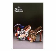 新品同様 廃盤 Vivienne Westwood ヴィヴィアンウエストウッド シューズエキシビジョン限定 ポストカード (Femininity 05SS) 075452