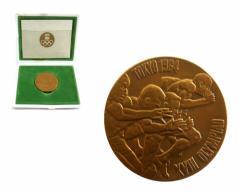 vintage 1964 TOKYO OLYMPIC 東京オリンピック 記念銅メダル (亀倉雄策 ヴィンテージ ビンテージ) 075630