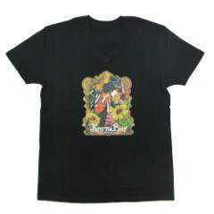 【新品】Ken ケン 2010 ツアー Vネック バンド Tシャツ (ラルクアンシエル カットソー) 077211