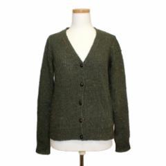 新品同様 MUJI 無印良品 ネップカーディガン (カーデガン セーター) 077752