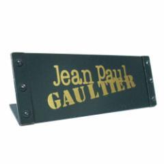廃盤 Jean Paul GAULTIER ジャンポールゴルチエ 店舗用メタルサイン (ゴルチェ 店舗備品 非売品) 078003
