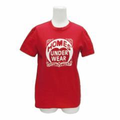 HOMES UNDER WEAR (HRM) ホームズアンダーウェア カレッジ サーフロゴ Tシャツ (ハリウッドランチマーケット) 078203