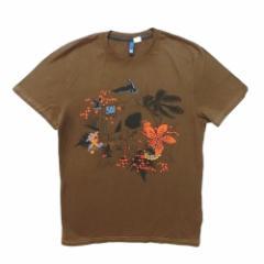 H&M×DIVIDED エイチアンドエム ディヴァイデッド「M」グラフィティー Tシャツ 080350