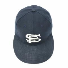 【新品】COOPERSTOWN BALL CAP CO. クーパーズタウン ボールキャップ 麻 1931 サンフランシスコシールズ (野球帽子 SFP31 H3) 081474