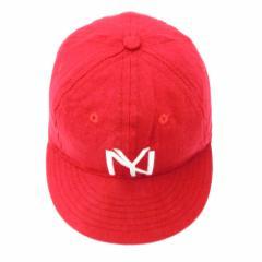【新品】COOPERSTOWN BALL CAP CO. クーパーズタウン ボールキャップ 麻 1935 ニューヨークブラックヤンキース (NYBYC35 H2.5) 081493