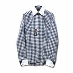 【新品】7 CAMICIE セブン カミーチェ「SLIM FIT S」スリムフィット クレリックシャツ (NARA ナラカミ) 082687
