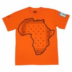 Manhattan Records×FIGHT CLUB マンハッタンレコード×ファイトクラブ アフリカ メッセージ Tシャツ (Manhattan Records) 082817