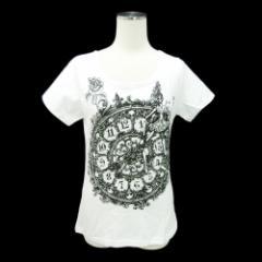 【新品】ALGONQUINS アルゴンキン ドクロ時計 Tシャツ 082911