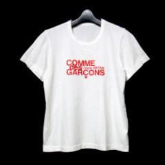 COMME des GARCONS コムデギャルソン 伊勢丹110周年限定ロゴTシャツ 083361