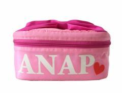 ANAP アナップ リボンロゴランチバッグ (ポーチ お弁当) 084574