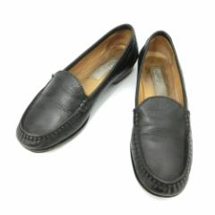 PATRICK COX wannabe パトリックコックス ワナビー「38 1/2」スリップオン レザーローファー (皮革 靴シューズ) 084669